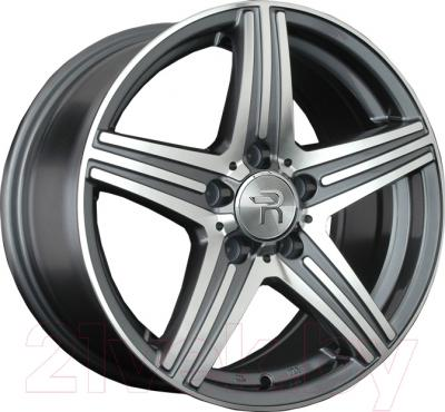 "Литой диск Replay Mercedes MR121mg 16x7"" 5x112мм DIA 66.6мм ET 38мм GMF"