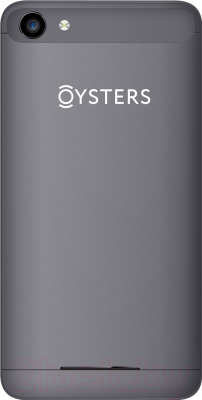 Смартфон Oysters Pacific E (серый)