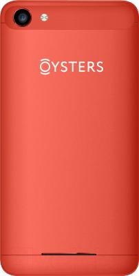 Смартфон Oysters Pacific E (красный)