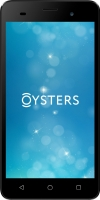 Смартфон Oysters Pacific E (серебристый) -