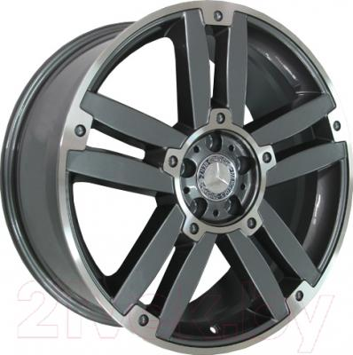 "Литой диск Replay Mercedes MR81mg 20x8.5"" 5x112мм DIA 66.6мм ET 56мм GMF"