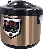 Мультиварка Lumme LU-1446 Chef Pro (черный/золото) -