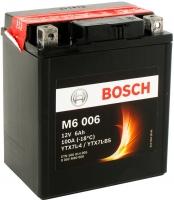 Мотоаккумулятор Bosch M6 YTX7L-4/YTX7L-BS 006 506014005 (6 А/ч) -