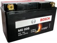 Мотоаккумулятор Bosch M6 YT7B-4/YT7B-BS 507901012 (7 А/ч) -