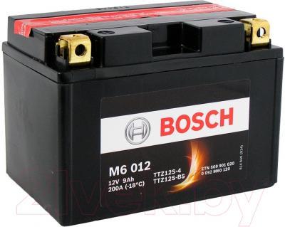 Мотоаккумулятор Bosch M6 YTZ12S-4/YTZ12S-BS 509901020 (9 А/ч)