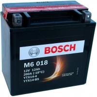 Мотоаккумулятор Bosch M6 YTX14-4/YTX14-BS 512014010 (12 А/ч) -