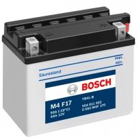 Мотоаккумулятор Bosch M4 YB4L-B 504011002 (4 А/ч) -