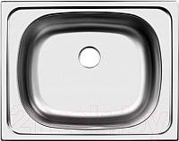Мойка кухонная Ukinox CLM500.400 4C-C -