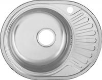 Мойка кухонная Ukinox FAD577.447 T6K 2L -