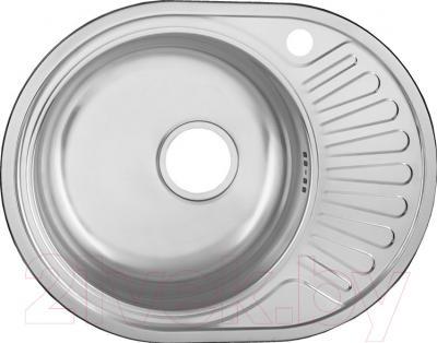 Мойка кухонная Ukinox FAD577.447 T6K 2L