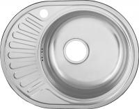 Мойка кухонная Ukinox FAL577.447 GT6K 1R -