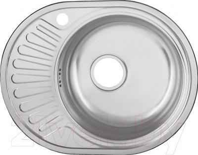 Мойка кухонная Ukinox FAL577.447 GT6K 1R