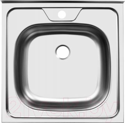 Мойка кухонная Ukinox STD500.500 4C 0C