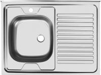 Мойка кухонная Ukinox STD800.600 4C 0L -