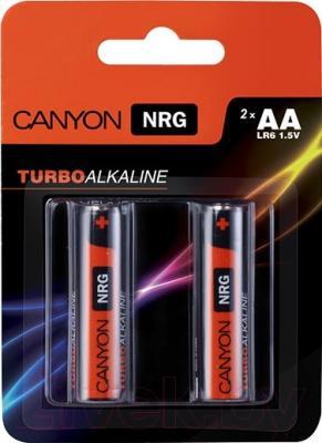 Батарейки АА Canyon ALKAA2 (2шт)