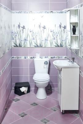 Плитка для стен ванной Керамин Ирис 4т (500x200)
