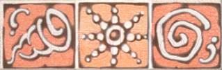 Бордюр для ванной Керамин Антарес (200x62)