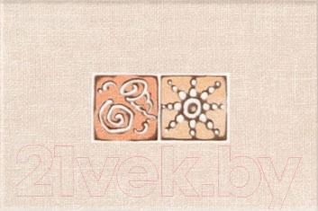 Декоративная плитка Керамин Антарес 3 ракушка (200x300)