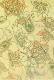 Плитка для стен ванной Керамин Панно Аксель 3с цветок (275x400) -