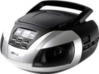 Магнитола Mystery BM-6101 (серый) -