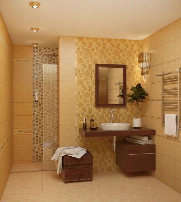 Плитка для пола ванной Керамин Аксель 3п (400x400)