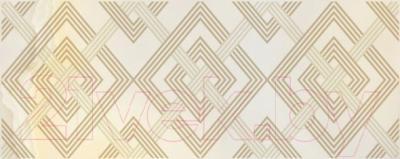 Декоративная плитка Керамин Панно Дежавю 1 геометрия (500x200)