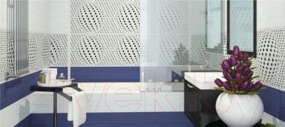 Декоративная плитка для ванной Керамин Панно Иллюзия 7с (200x500)