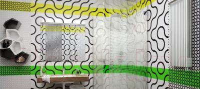 Плитка для стен ванной Керамин Лабиринт 1М (200x200)