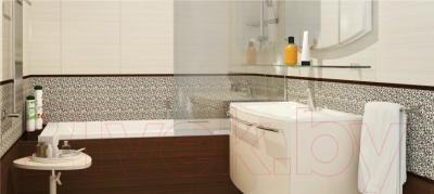 Декоративная плитка для ванной Керамин Панно Магия 2 (200x500)