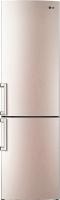 Холодильник с морозильником LG GA-B489ZECL -