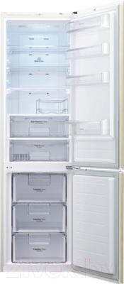 Холодильник с морозильником LG GW-B489SEQL