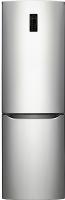 Холодильник с морозильником LG GA-B409SMQL -