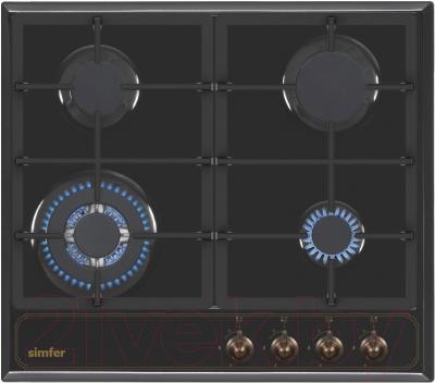 Газовая варочная панель Simfer H60V41L511