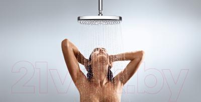 Верхний душ Hansgrohe Raindance Select E300 2jet 27384000