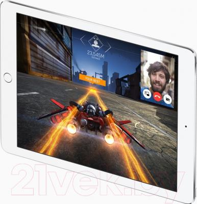 "Планшет Apple iPad Pro 9.7"" 128GB LTE / MLQ42RK/A (серебристый)"