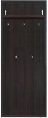Вешалка для одежды Black Red White Areka S131-WIE/60 (дуб венге)