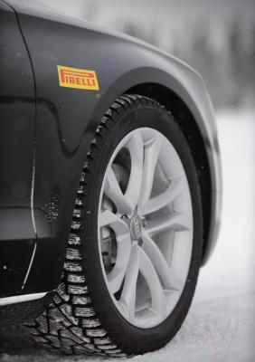 Зимняя шина Pirelli Ice Zero 215/55R17 98T (шипы)