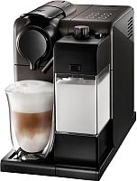 Капсульная кофеварка DeLonghi Lattissima Touch Black Titanium EN550.BM -