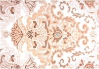 Декоративная плитка Керамин Панно Органза 4 (275x400) -