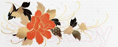 Декоративная плитка Керамин Панно Осака тип 1 (500x200)