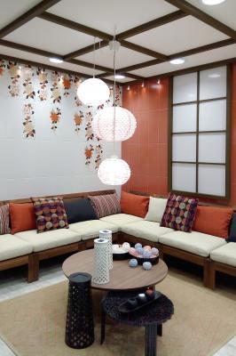 Декоративная плитка для ванной Керамин Панно Осака тип 1 (500x200)