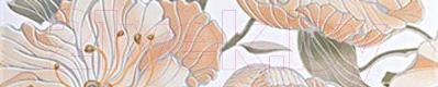 Бордюр для ванной Керамин Эквилибрио 3 (300x62)