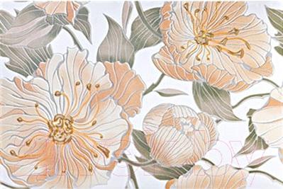 Декоративная плитка Керамин Панно Эквилибрио 3 (200x300)