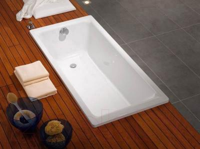 Ванна стальная Kaldewei Puro 653 180x80 (easy-clean)