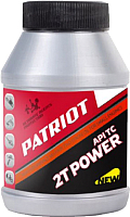 Моторное масло PATRIOT Power Active 2T (100мл) -