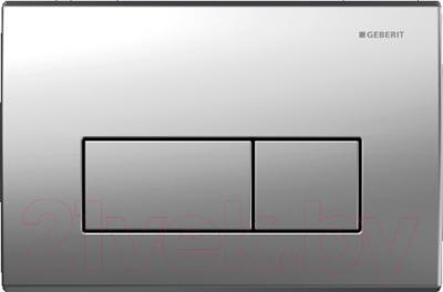 Кнопка для инсталляции Geberit Kappa 50 115.260.46.1