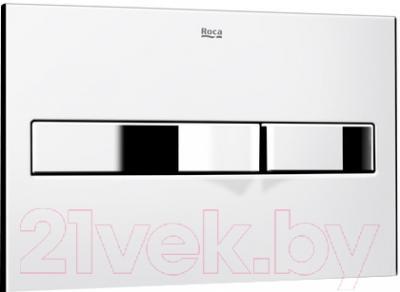 Кнопка для инсталляции Roca PL2 Dual 890096001 (хром)