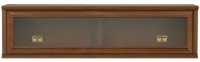Шкаф навесной Black Red White Bolden S130-SFW1W/147 (вишня примавера) -