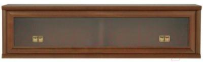 Шкаф навесной Black Red White Bolden S130-SFW1W/147 (вишня примавера)