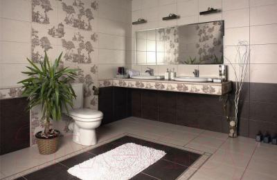 Бордюр для ванной Керамин Пастораль 3 (275x47)